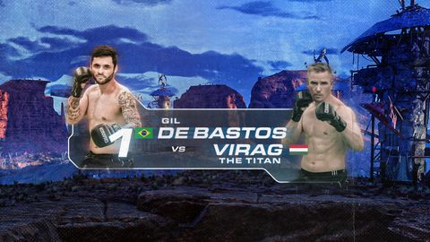 De Bastos vs Virag