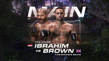 Ibrahim vs Brown