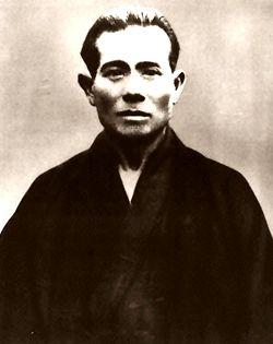 Kanbun Uechi, founder of Uechi-ryu karate