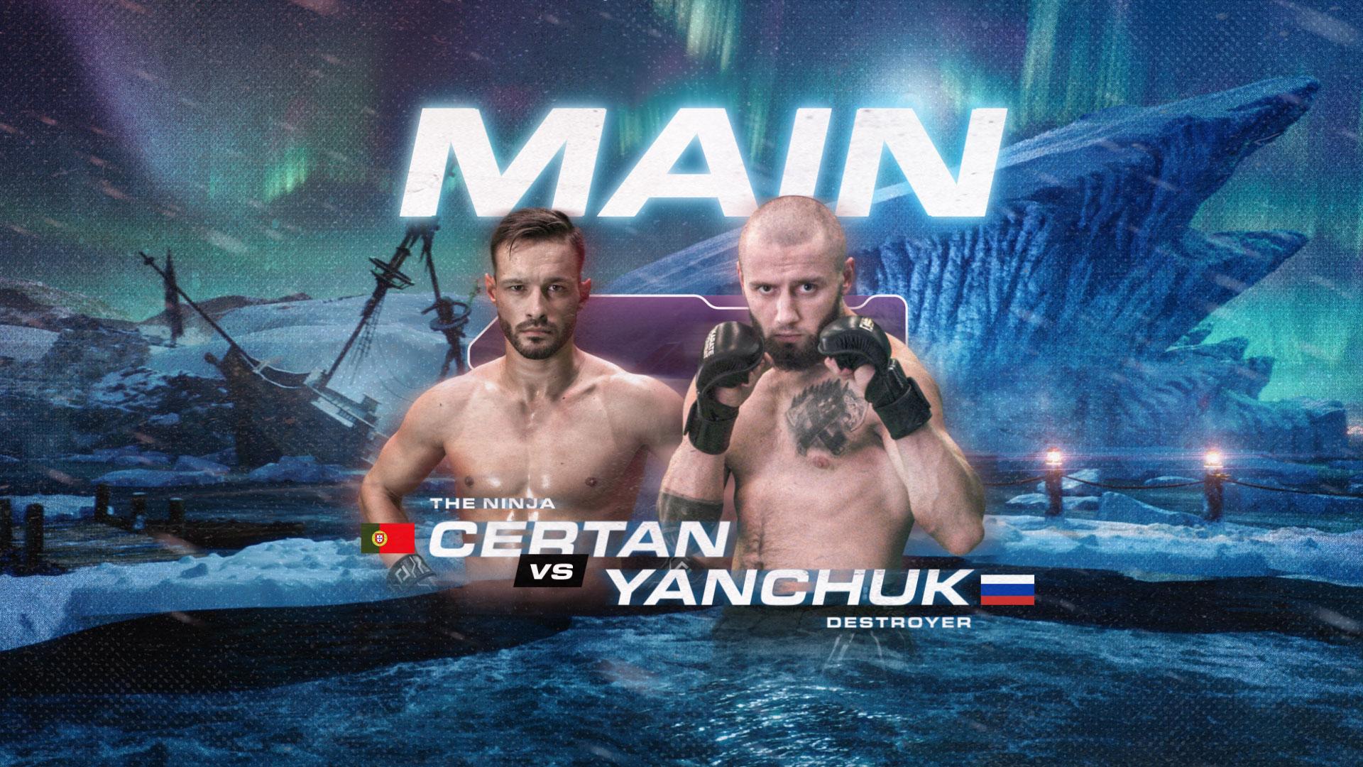 Certan vs Yanchuk
