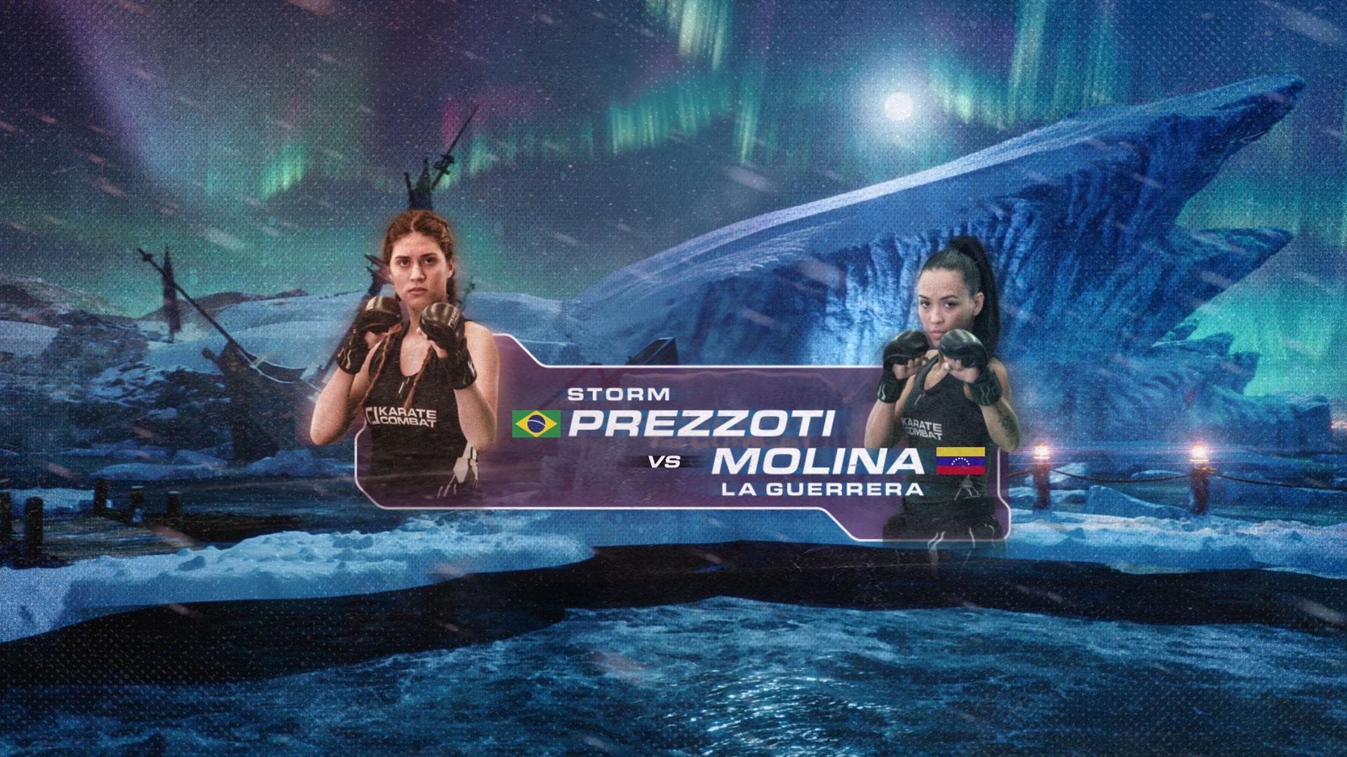 Prezzoti vs Molina