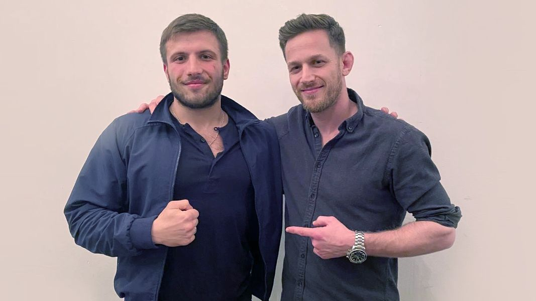 Adam and Vasily