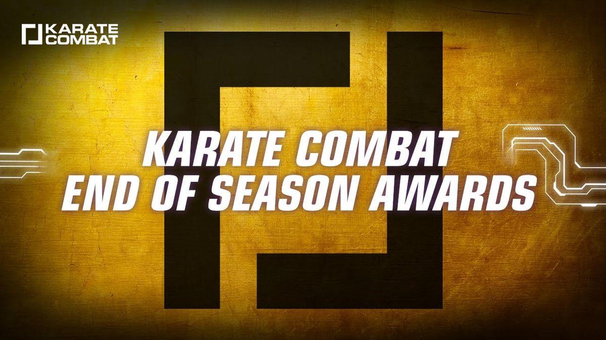 Karate Combat: Season 3 - End of Season Awards
