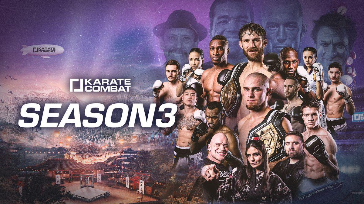 Karate Combat: Season 3 Premieres July 1!