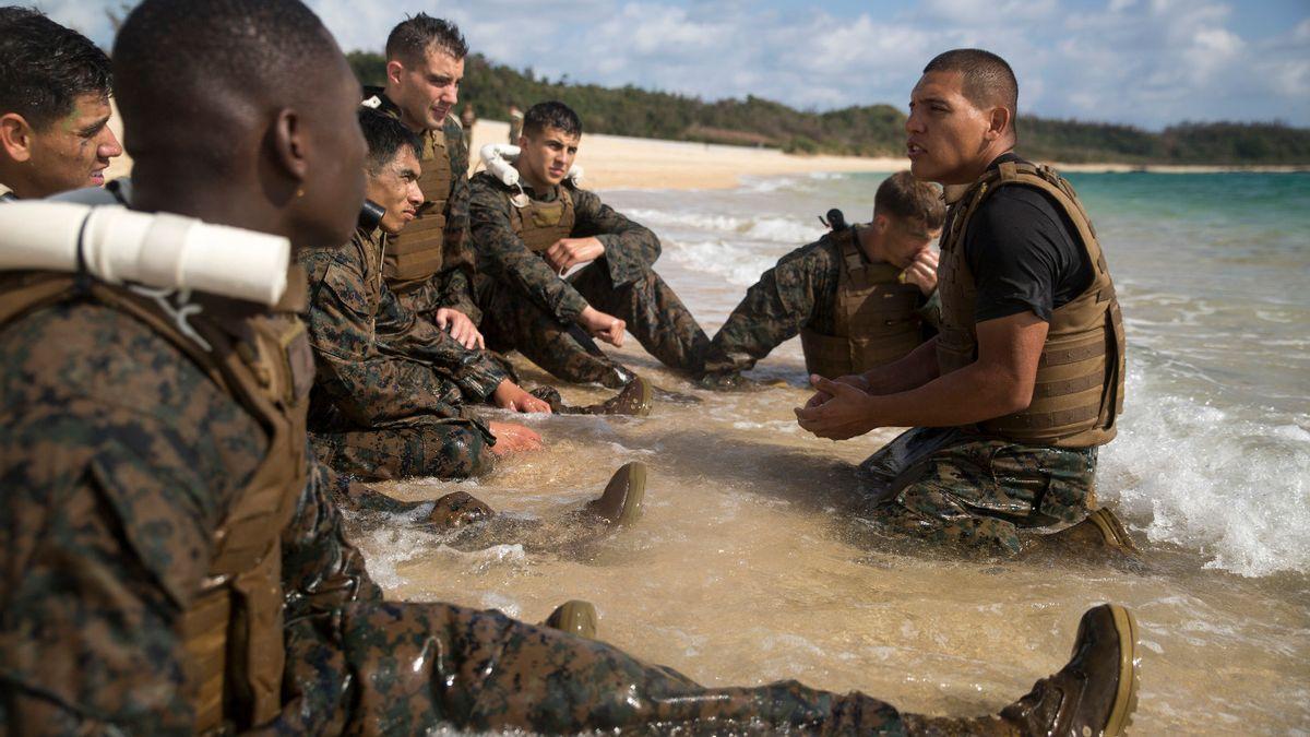 MCMAP: Marine Corps Martial Arts Program