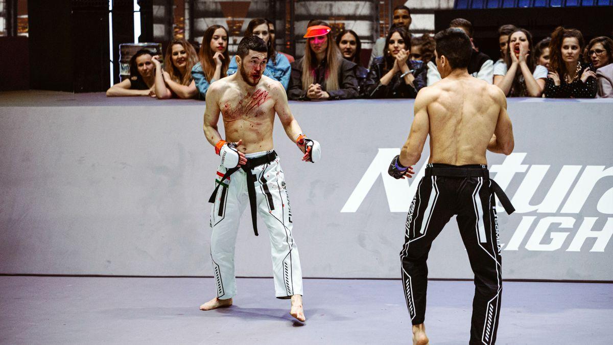 Event 8 Recap: A Liver-Kick KO in Front of Bas!