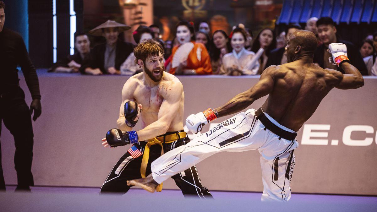And Still! Josh 'The Preacher' Quayhagen retains Karate Combat World Welterweight Championship