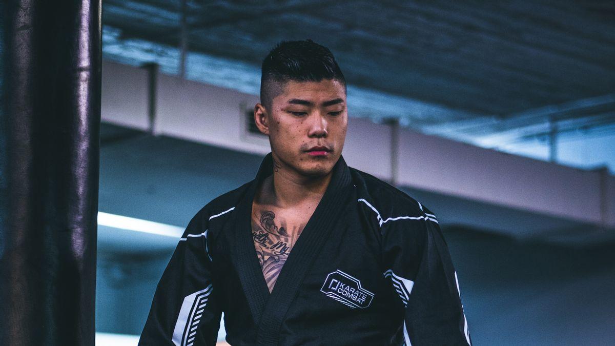 Samuel Ericsson confirmed for Karate Combat: Season 3