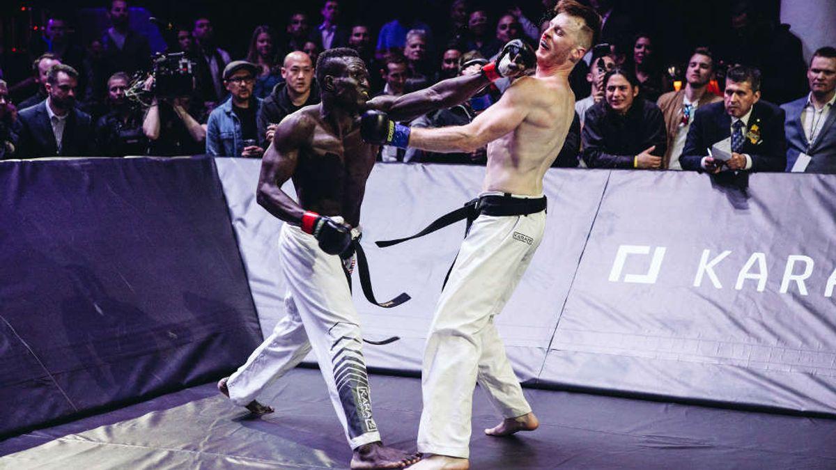 Real Karate Rises Again