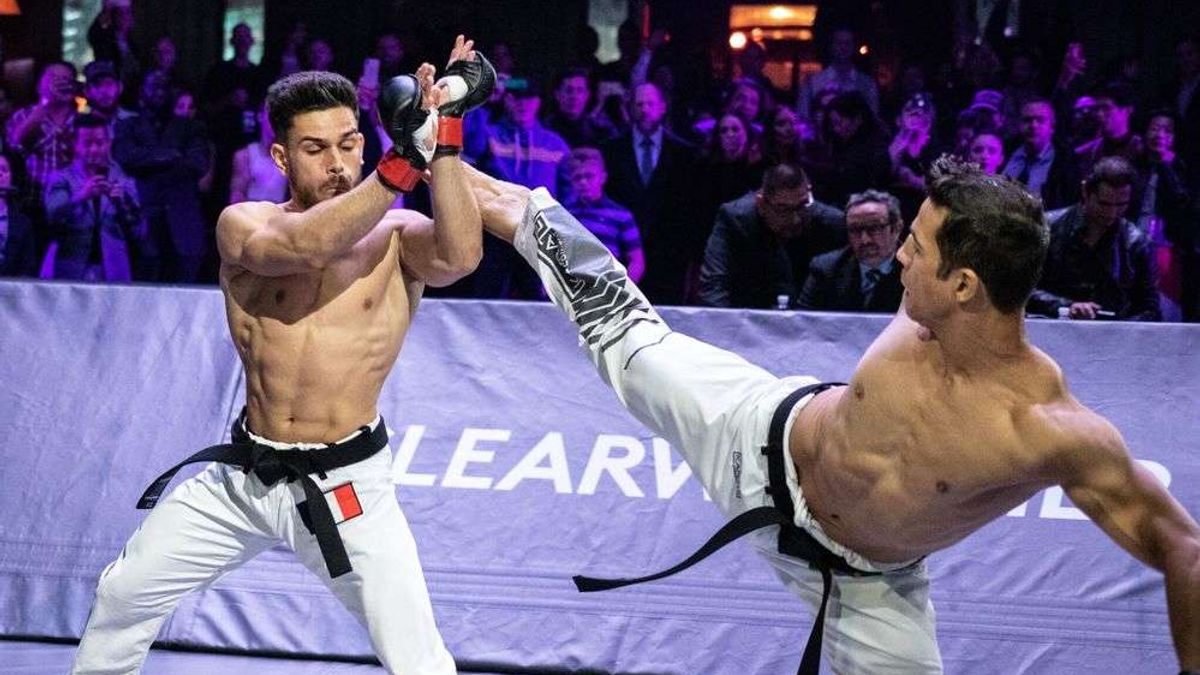 Karate: The Driving Force Behind the Best MMA Fighters in the World