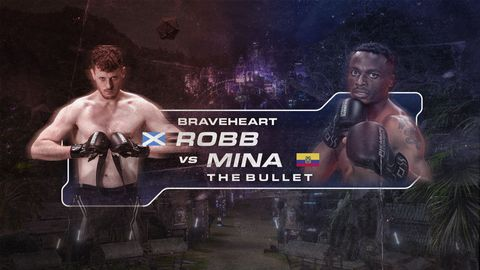 Robb vs Mina