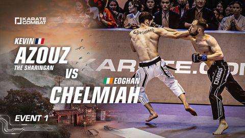 Azouz vs Chelmiah