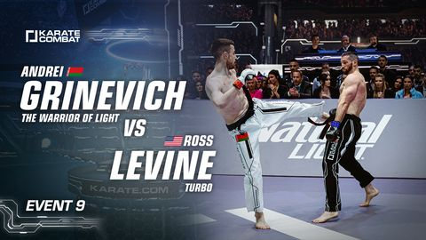 Grinevich vs Levine