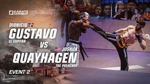 Gustavo vs Quayhagen