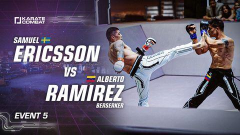 Ericsson vs Ramirez