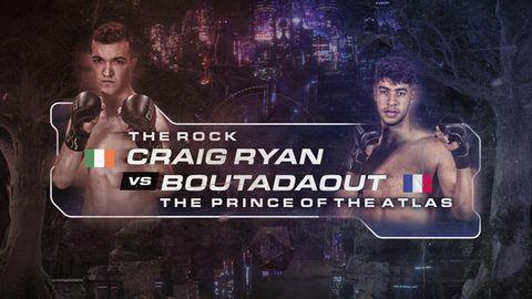 Craig Ryan vs Rida Boutadaout