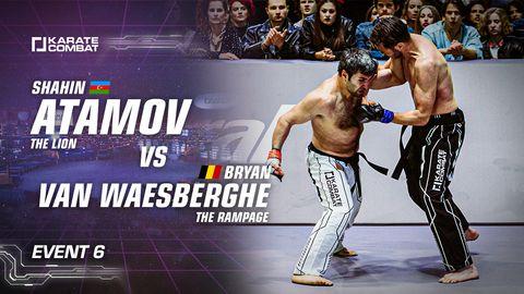 Atamov vs Van Waesberghe