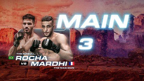 Rocha vs Mardhi