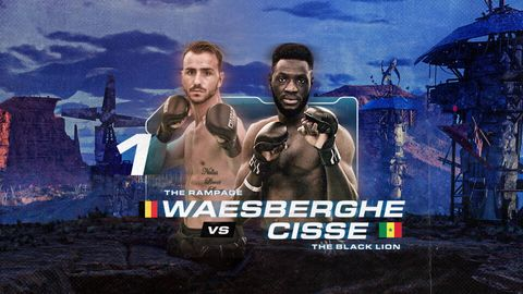Waesberghe vs Cisse