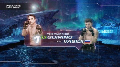Quirino vs Vasiliy