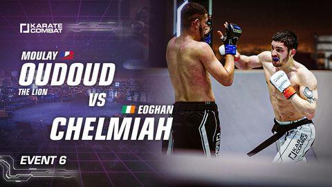 Oudoud vs Chelmiah