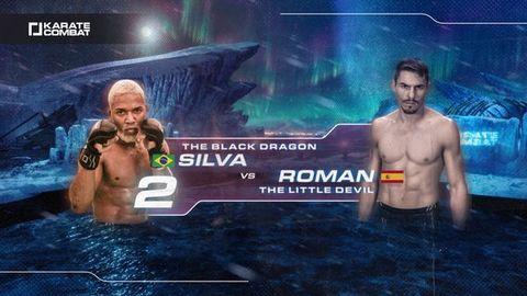 Silva vs Roman