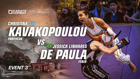 Kavakopoulou vs Linhares