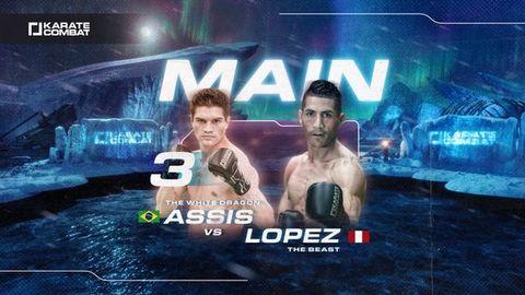Assis vs Lopez