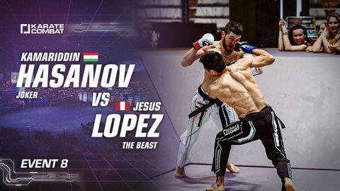 Hasanov vs Lopez