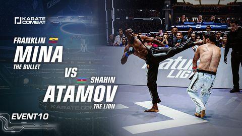 Mina vs Atamov