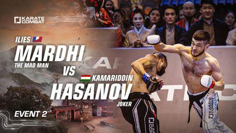 Hasanov vs Mardhi