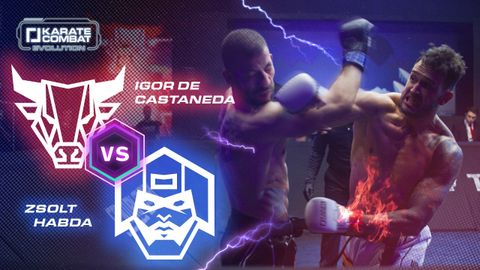 Igor De Castañeda VS. Zsolt Habda