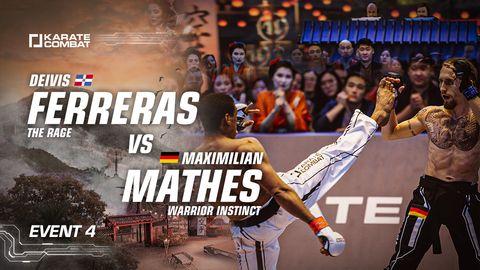 Ferreras vs Mathes