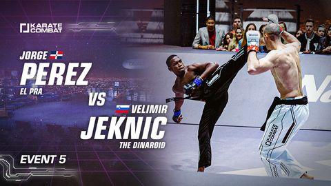 Perez vs Jeknic