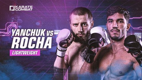Yanchuk vs Rocha