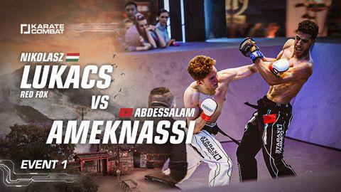 Lukacs vs Ameknassi