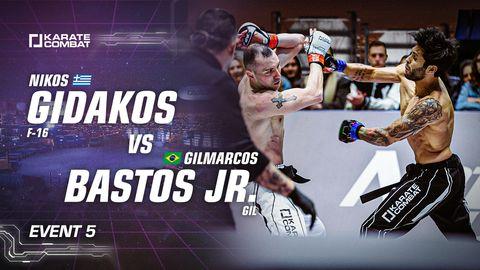 Gidakos vs Bastos
