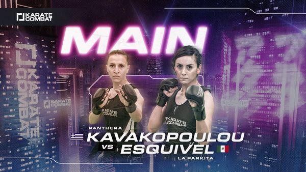 Kavakopoulou vs Esquivel
