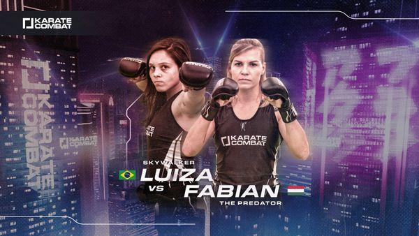 Luiza vs Fabian