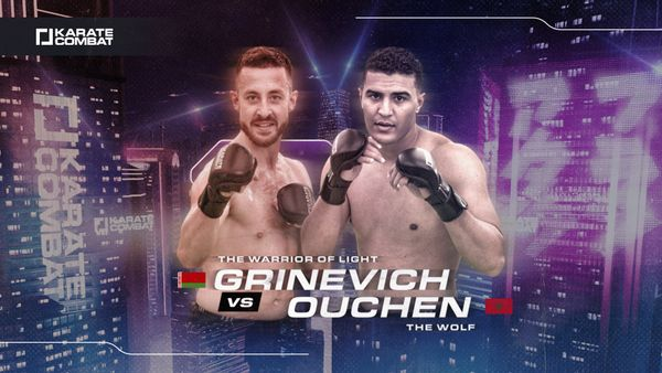 Grinevich vs Ouchen