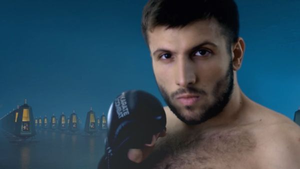 Vasily promo shot