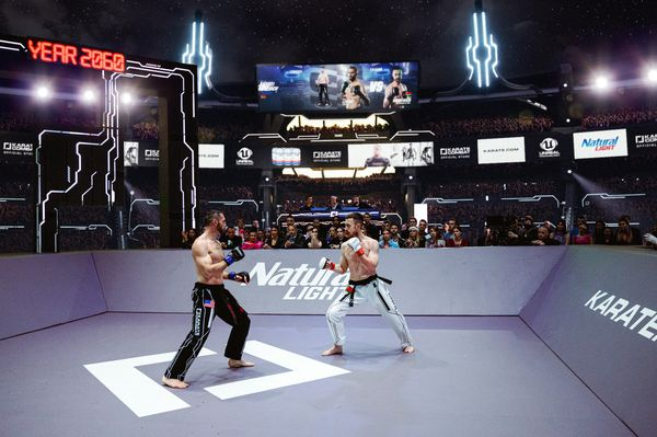 Ross Levine vs Andrei Grinevich at Karate Combat Season 3 Event 9