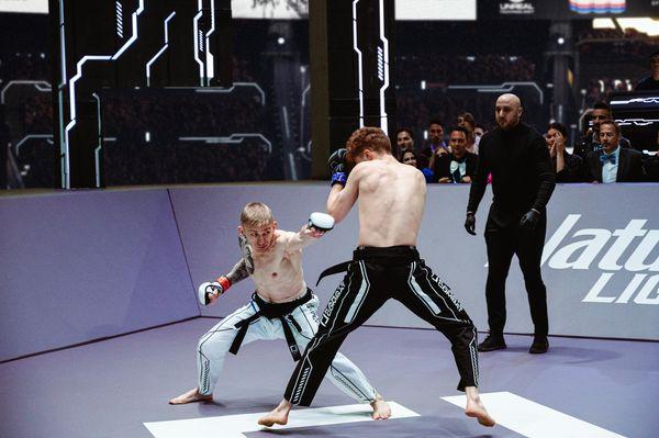 Dmitri Novikov vs Nikolasz Lukacs at Karate Combat Season 3 Event 9