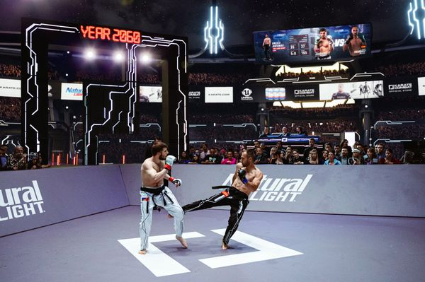 Vasilii Antokhii vs Fernando Moreno-Paz at Karate Combat Season 3 Event 11