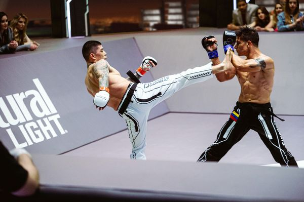 Samuel Ericsson vs Alberto Ramirez in Season 3 Event 5 of Karate Combat