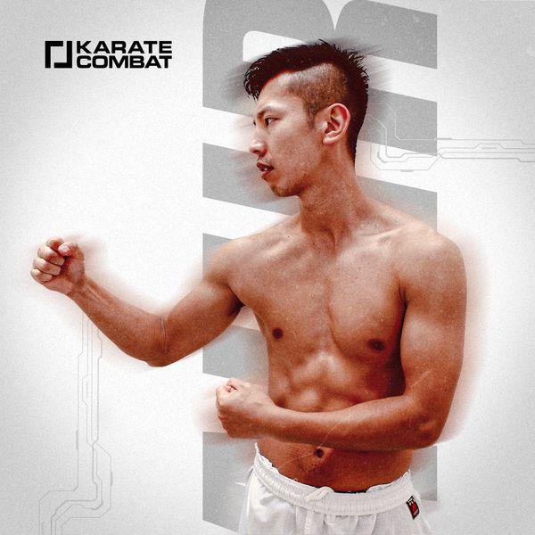 Olympian and Karate Combat fighter Tsuneari Yahiro