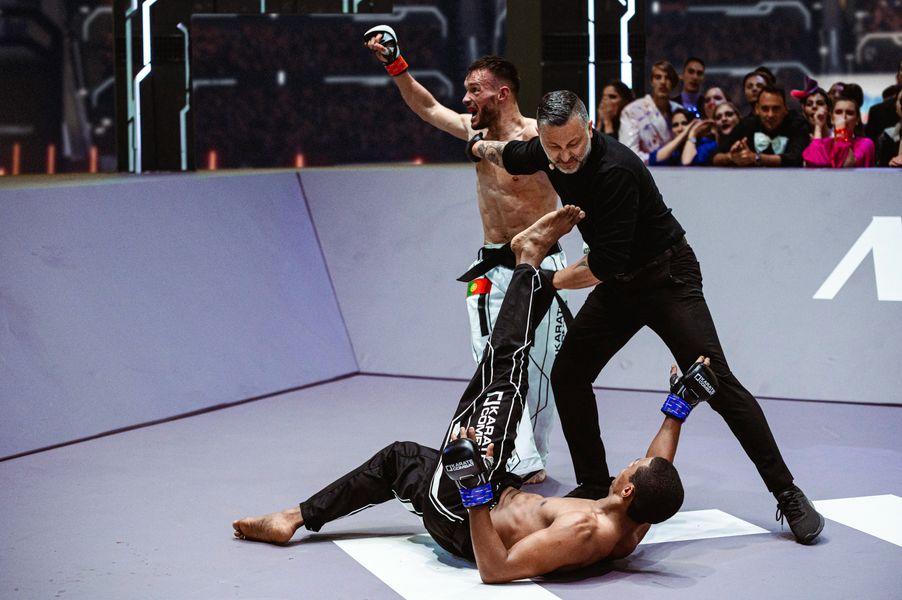 A Thrilling KO Victory for Vitalie Certan over Deivis Ferreras in the Karate Combat Season 3 Finale