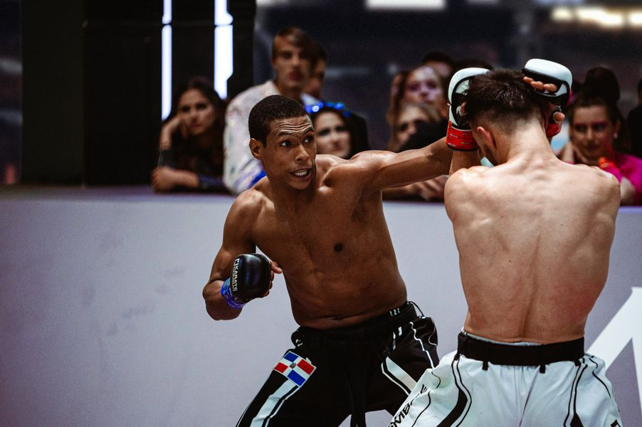 Deivis Ferreras vs Vitalie Certan at Karate Combat Event 12 of Season 3